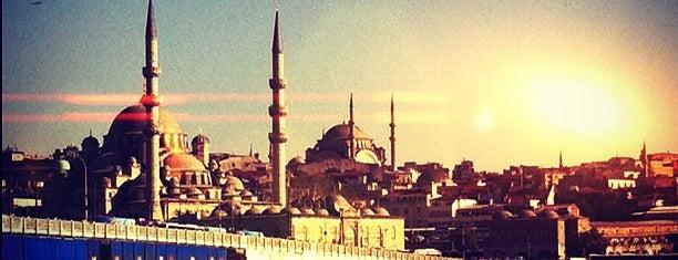 Eminönü is one of SÜRÜCÜ KURSU http://www.ozsagyildirim.com/.