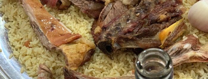 مندي مطعم الدعجاني is one of الطائف.