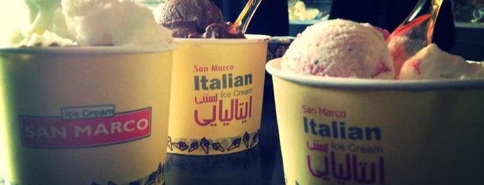 San Marco Ice Cream | بستنی ایتالیایی سان مارکو is one of تهران.