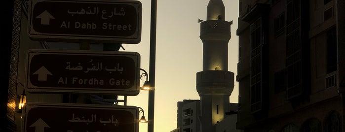 Al Balad Area is one of Jeddah.