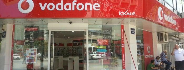 Vodafone İçkale Çankaya is one of Locais curtidos por TC İbrahim.