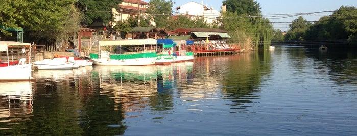 Nehir Perisi Ağva is one of Istanbul.