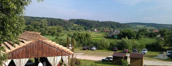 Гостинна поляна is one of Lviv. Nature.