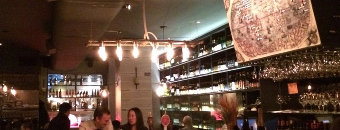La Cerveceria is one of NYC Grouper venues.