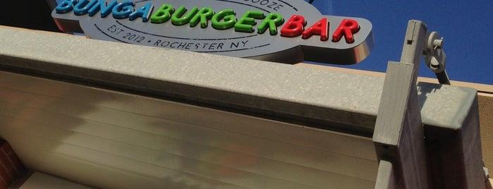 Bunga Burger Bar is one of Take zucchini.