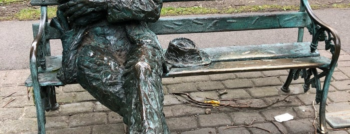 Patrick Kavanagh Sculpture is one of Ireland.