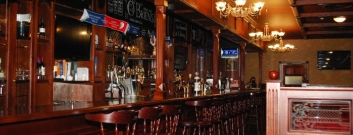 O'Briens is one of Bars.