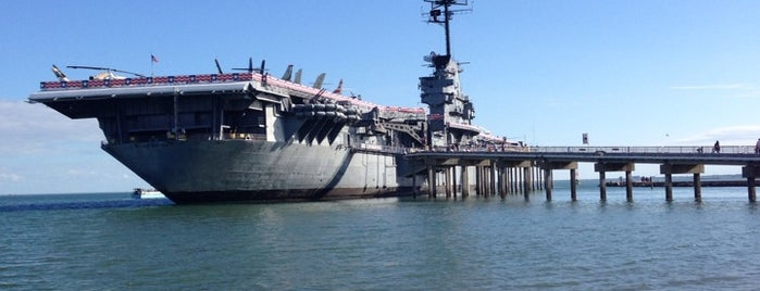 USS Lexington Museum On The Bay is one of Ships modern.