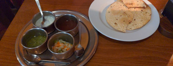 Indian Dhaba Mira is one of Bars & Restaurants, I.