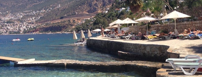 Kalkan Beach Park is one of güney  ege tatil.