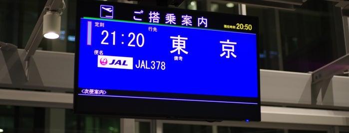 搭乗口3 is one of オススメスポット.