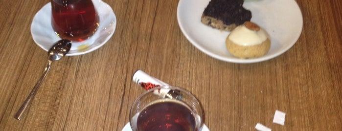 Altınbaşak Unlu Mamüller & Cafe is one of TEKİRDAĞ.