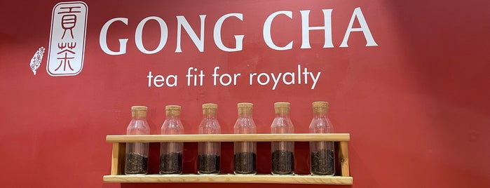 Gong Cha is one of Foodie 2.