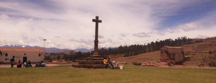 Balcon del Inka, Chincheros is one of Perú 02.