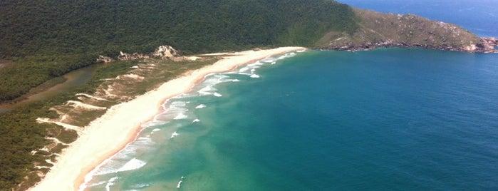 Trilha Da Lagoinha Do Leste is one of Floripa.