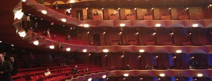 The Metropolitan Opera is one of Manhattan Favorites.