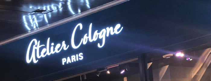 Atelier Cologne is one of NYC: Markets and Shops.