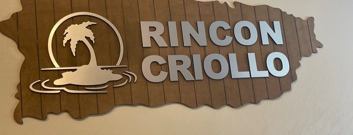 Rincon Criollo Restaurant is one of Ethnic Cuisine Tour.