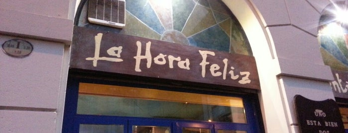 La Hora Feliz is one of Mailand.