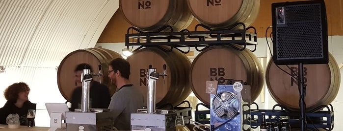 Brew By Numbers Barrel Store & Tap Room is one of London 2019.