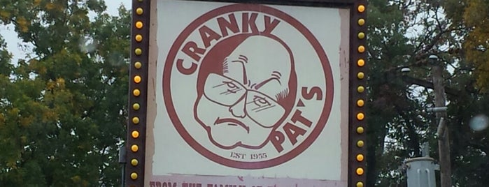 Cranky Pat's Pizzeria & Pub is one of Green Bay.
