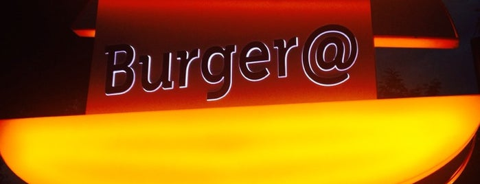 Burger@ is one of H.