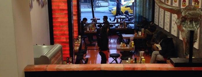 Burger@ is one of Orte, die Tankut gefallen.
