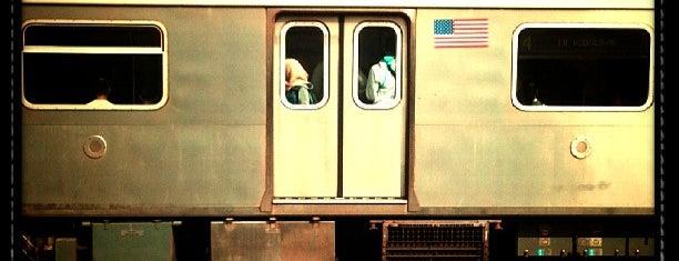 MTA Subway - 4 Train is one of Views & Sights NY.