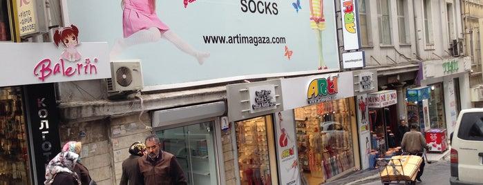 Artisocks is one of ARZU's'ın Kaydettiği Mekanlar.