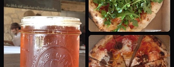 Stanley's Farmhouse Pizza is one of Austin 2017.