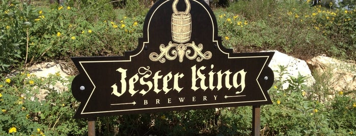 Jester King Brewery is one of Beer / Ratebeer's Top 100 Brewers [2018].