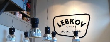 Lebkov & Sons Rotterdam is one of Rotterdam.