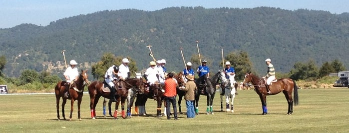 Ameyalco Polo Club is one of D.F..