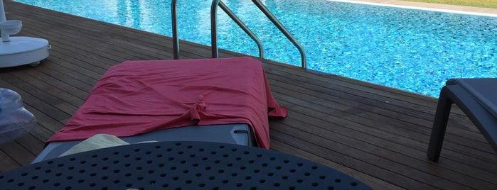 Swim up room 2012 is one of Tempat yang Disukai Pınar Arıkaya.