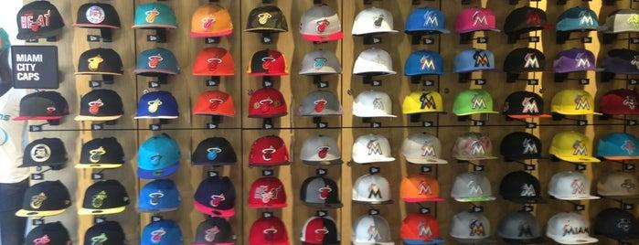 New Era Flagship Store: Miami is one of MIAMI.