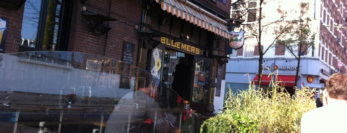Café Bloemers is one of Free WiFi Amsterdam.