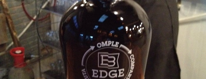 Edge Brewing is one of Barna.