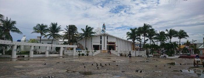 Parroquia Inmaculada Concepción is one of Locais curtidos por Adr.