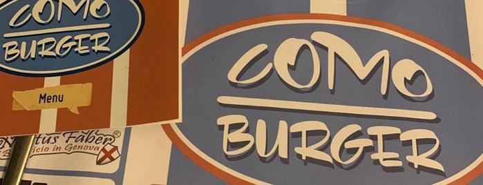 Como Burger is one of Paolo'nun Beğendiği Mekanlar.