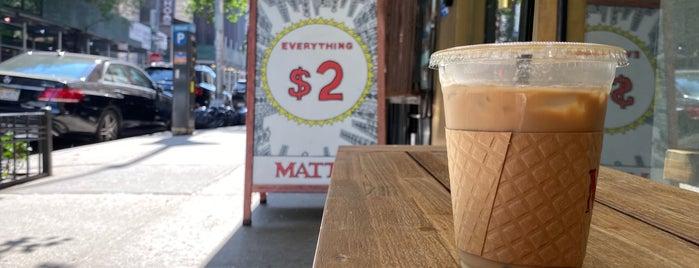 Matto Espresso is one of Do: NYC ☕️.