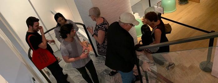 TriBeCa art galleries