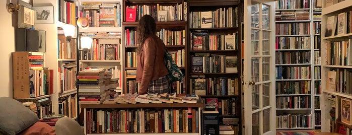 Brazenhead Books is one of Atlas Obscura NYC.