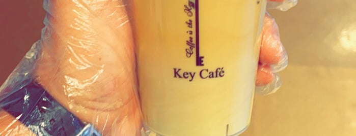Key Café is one of Queen 님이 저장한 장소.