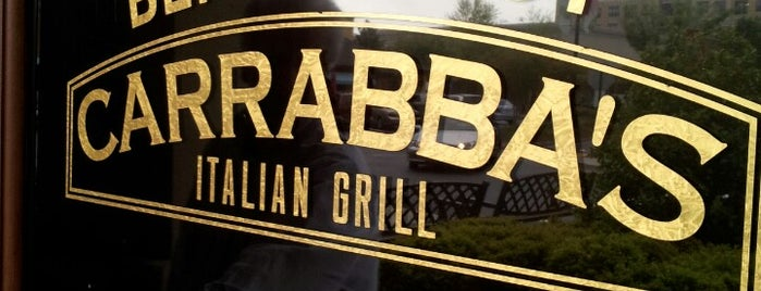 Carrabba's Italian Grill is one of Orte, die Degree ❤ gefallen.