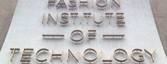 Fashion Institute of Technology is one of Silicon Alley, NYC.