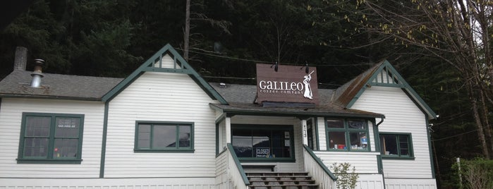 Galileo Coffee Company is one of Favorite Spots in Vancouver.