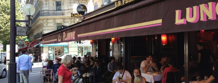 La Flamme is one of My Paris spots....