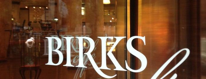Maison Birks is one of Hagiel'in Beğendiği Mekanlar.