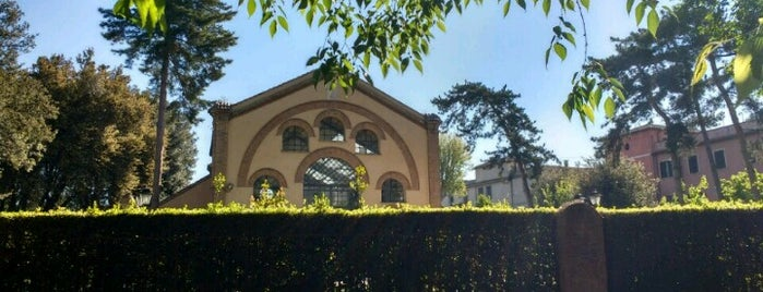 Aranciera Di San Sisto is one of To Rome with Love.