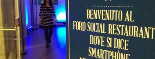 #FordSocialR is one of สถานที่ที่บันทึกไว้ของ Daniele.